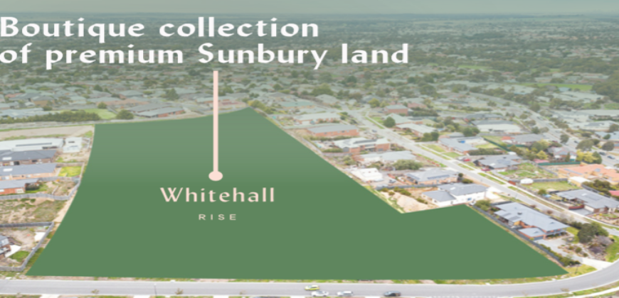 LOT 6 WHITEHALL RISE – LARGER 810 SQM BLOCK BEST VIEWS IN SUNBURY